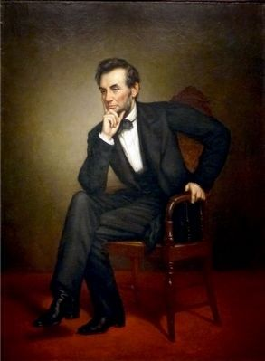 Abraham Lincoln image. Click for full size.