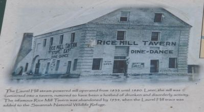 Rice Mill Tavern Dine Dance image. Click for full size.
