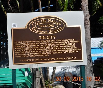 Tin City Marker image. Click for full size.