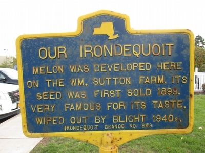 Our Irondequoit Marker image. Click for full size.