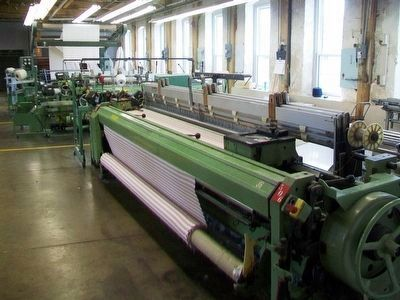Amana Woolen Mill Equipment image. Click for full size.