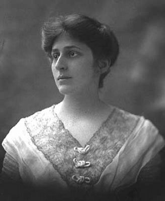Crystal Catherine Eastman (June 25, 1881 – July 8, 1928) image. Click for full size.