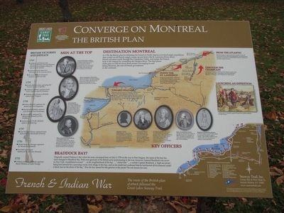 Converge on Montreal Marker image. Click for full size.
