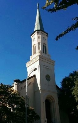The First Presbyterian Church of Macon image. Click for full size.