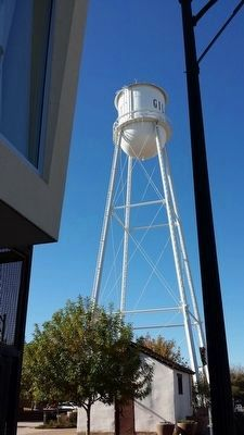 The Water Tower and Pump House image. Click for full size.