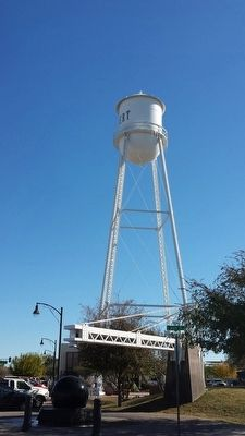 The Water Tower image. Click for full size.
