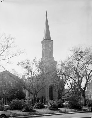 The First Presbyterian Church image. Click for full size.