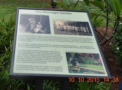 The Moonlight Garden Marker image. Click for full size.