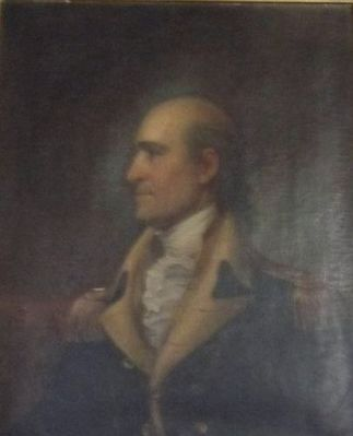 General Edward Hand (1744-1802) image. Click for full size.