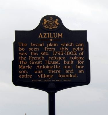 Azilum Marker image. Click for full size.
