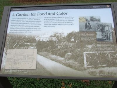 A Garden for Food and Color Marker image. Click for full size.