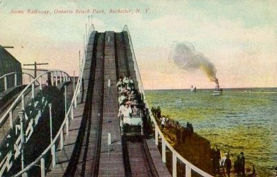 <i>Scenic Railway, Ontario Beach Park, N.Y.</i> image. Click for full size.