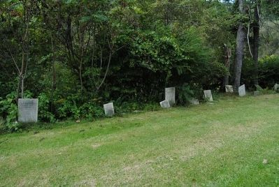 Bently Family Cemetery image. Click for full size.