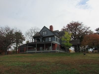 Theodore Roosevelt Home image. Click for full size.