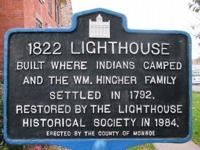 1822 Lighthouse Marker image, Touch for more information