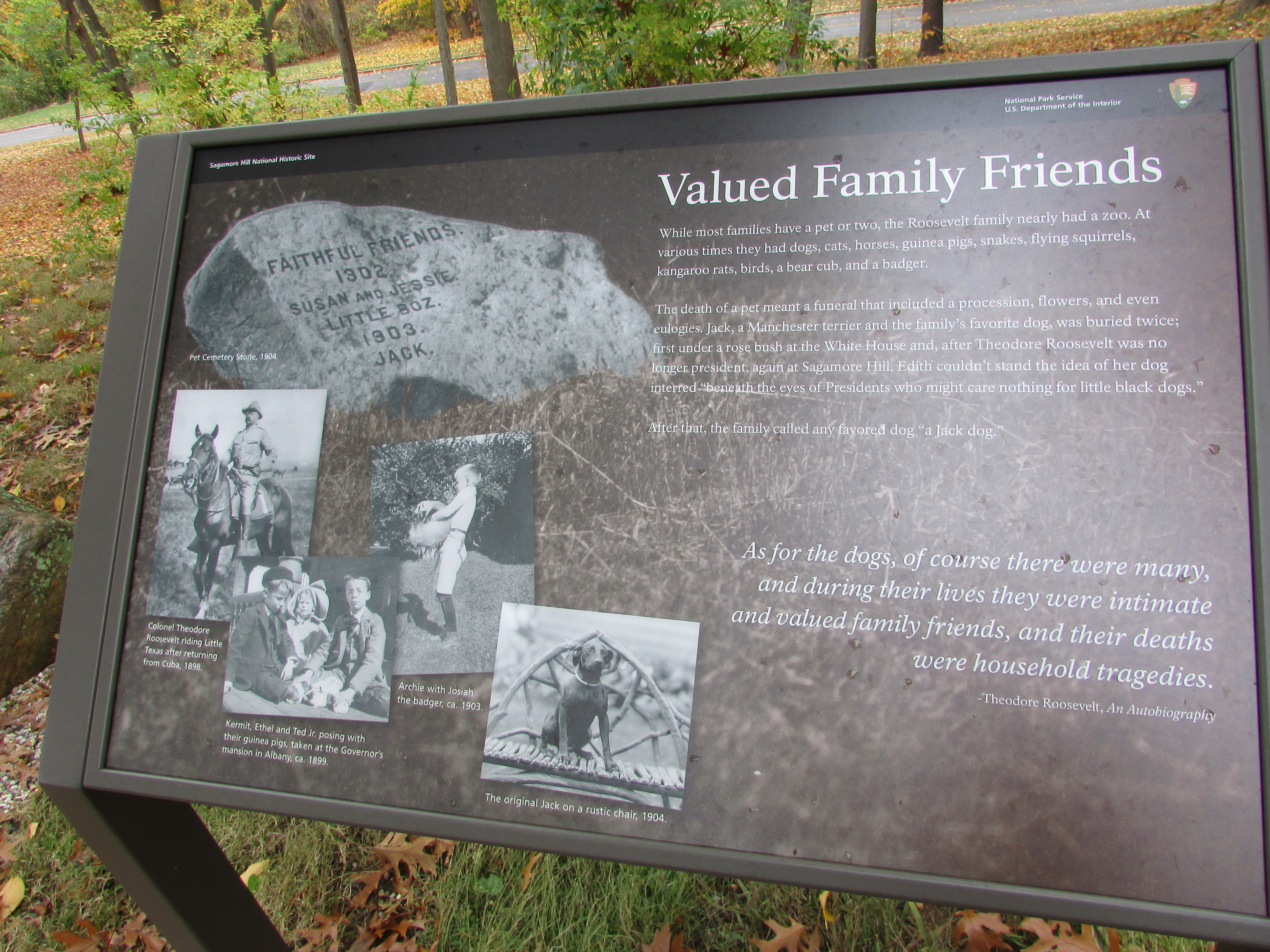 Valued Family Friends Marker