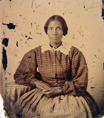 Unknown African American Woman image. Click for full size.