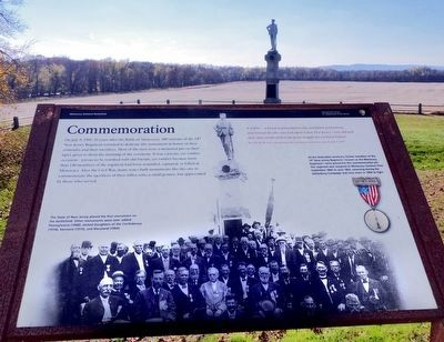 Commemoration Marker image. Click for full size.