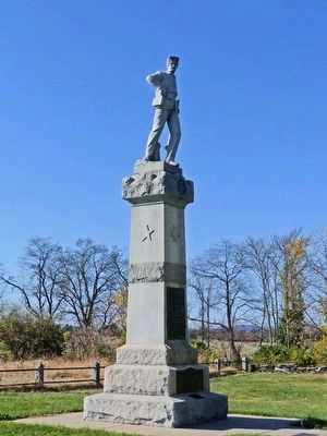 14th New Jersey Infantry Regiment Monument image. Click for full size.