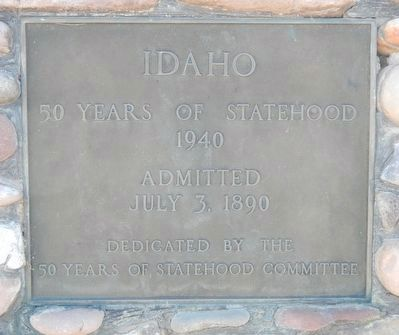 Idaho Panel image. Click for full size.