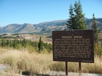 Periodic Spring Marker image. Click for full size.
