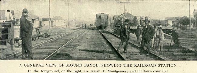 A General View of Mound Bayou.... image. Click for full size.