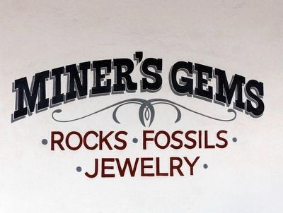 Miner's Gems image. Click for full size.
