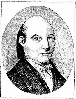 Jesse Mercer (1769-1841) image. Click for full size.