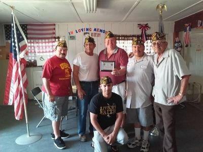Members of Arvins VFW 8809 image. Click for full size.