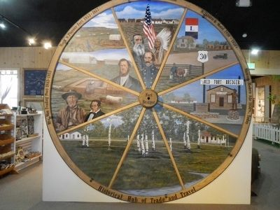 Fort Bridger Museum image. Click for full size.