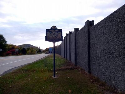 Tunkhannock Marker image. Click for full size.