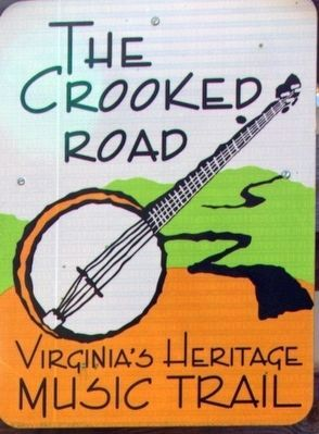 The Crooked Road — Virginia's Heritage Music Trail image. Click for full size.