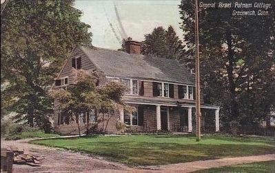 <i>General Israel Putnam Cottage Greenwich, Conn.</i> image. Click for full size.