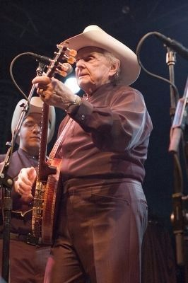 Dr. Ralph Stanley (1927–   ) image. Click for full size.