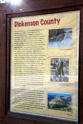 Dickenson County Marker image. Click for full size.