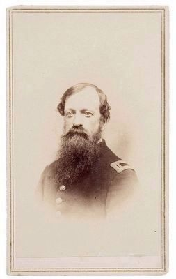 Frederick M. Edgell<br>Captain of the 1st New Hampshire Battery image. Click for full size.