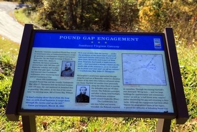 Pound Gap Engagement Marker image. Click for full size.
