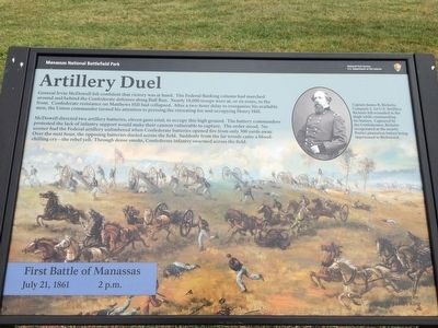 Artillery Duel Marker image. Click for full size.