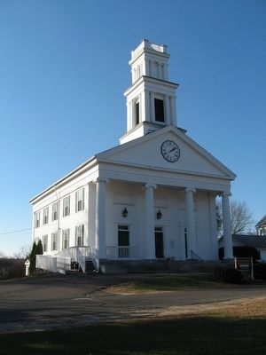 First Congregational Church of Plymouth image. Click for full size.