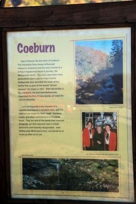 Coeburn Panel image. Click for full size.