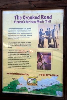 The Crooked Road Panel image. Click for full size.