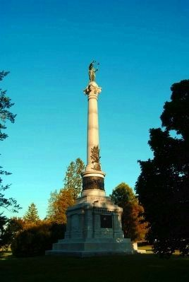 New York State Monument image. Click for full size.