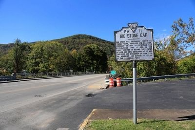 Big Stone Gap Marker image. Click for full size.