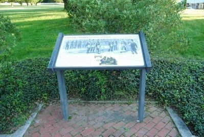 Continuing a Tradition: Freemasonry at Gettysburg Marker image. Click for full size.