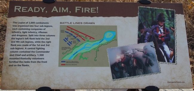 Ready, Aim, Fire! Marker image. Click for full size.