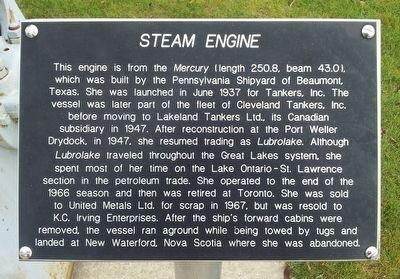 Steam Engine Marker image. Click for full size.
