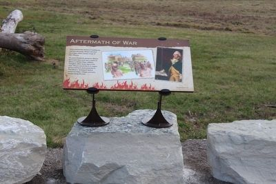 Aftermath of War Marker image. Click for full size.