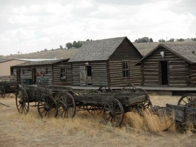 Old Trail Town image. Click for full size.