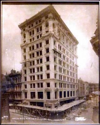 Shreve Building Under Construction image. Click for full size.