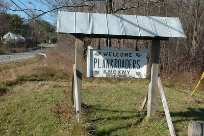"""Welcome Plankroaders"" image. Click for full size."